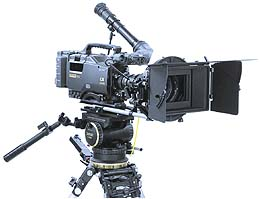 This is a Sony High-Defintion Camera  @ a amazing 1080 x 1960 or over 2 million pixels per video frame !